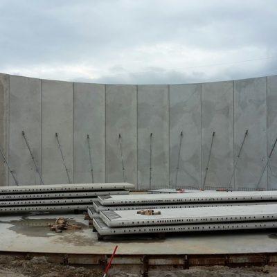 RWZI Hengelo opbouw MST II
